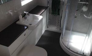 Bathroom installation image Colwyn Bay